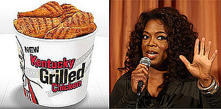 Oprah Stirs the Pot With Free KFC Offer