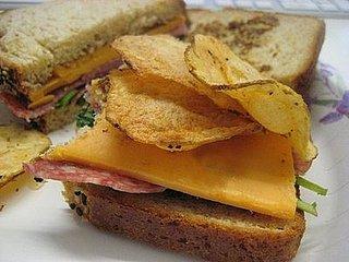Do You Enjoy Potato Chips in Sandwiches?