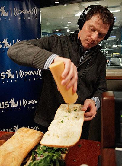 Bobby Flay's Sandwich Tips