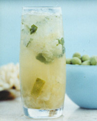 Recipe For Pomelo-Mint Mojitos From Food and Wine
