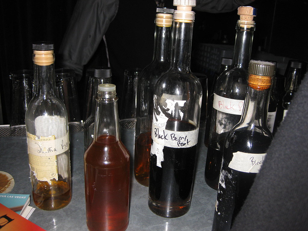 Tips For Making Your Own Bar Ingredients