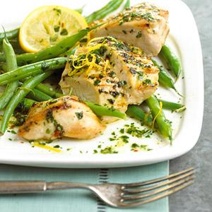 Fast & Easy Dinner: Chimichurri Chicken