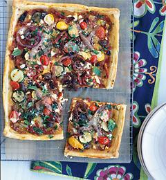 Fast & Easy Dinner: Provençal Pizza