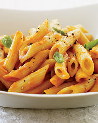 Fast & Easy Dinner: Penne With Triple Tomato Sauce