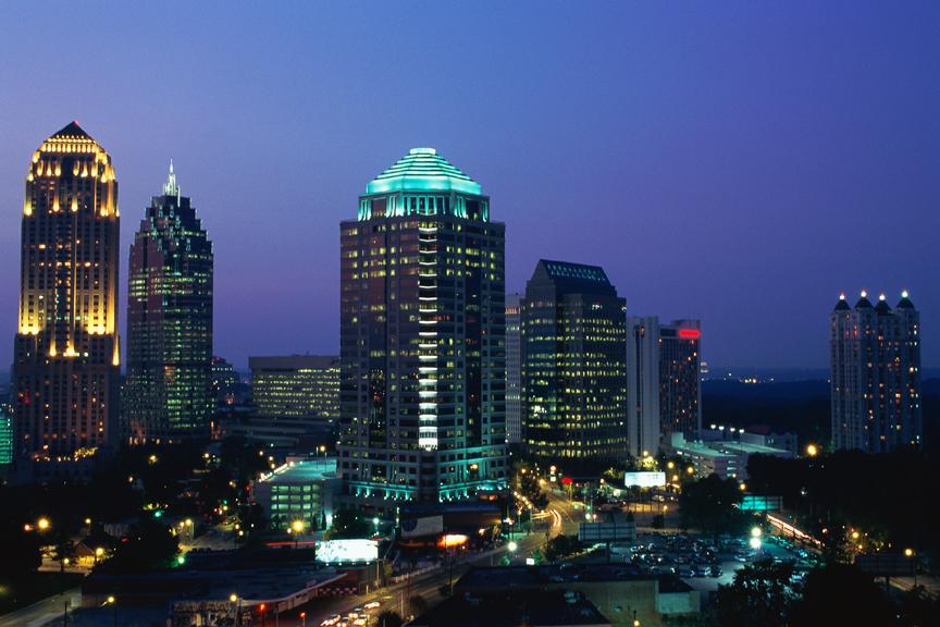9. Atlanta, GA