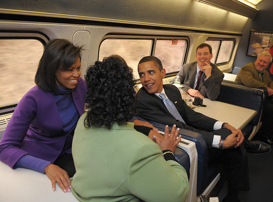Obama Plans Railroad Expansion — Are You On Board?
