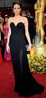 Oscars Style: Angelina Jolie