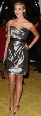 Celeb Style: Maggie Grace
