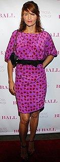 Celeb Style: Helena Christensen