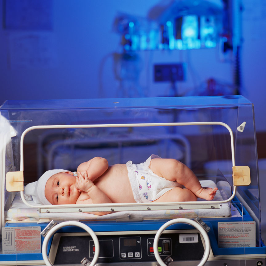 Send Baby to the Nursery