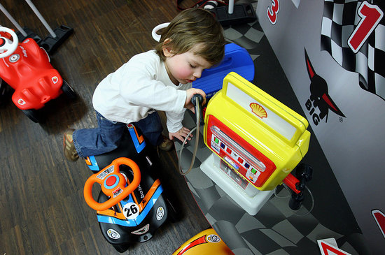 Parenting Q&A: Toys Have Cluttered Our House!