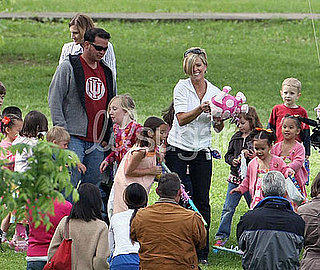 Photos of Jon and Kate Gosselin Out Together With Family