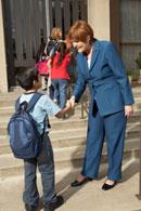 How Children Should Address Adults