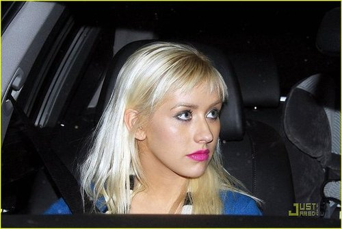 Christina Aguilera & Jordan Bratman: Mozza Mates
