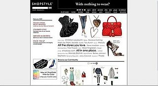 ShopStyle Gets a Makeover