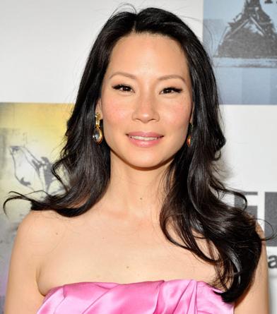 2009 Independent Spirit Awards: Lucy Liu