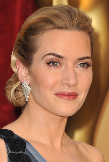 Kate Winslet's Hair at the 2009 Oscars