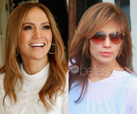 Which length is better on Jennifer Lopez?