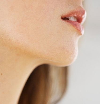 how to get rid of zits on chin