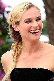 Diane Kruger's Summer Braid
