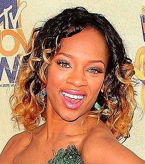 Lil Mama at MTV Movie Awards 2009