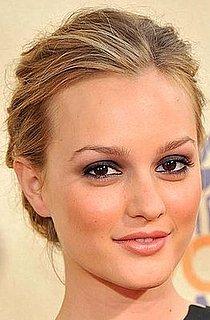 Leighton Meester Makeup Tutorial