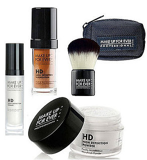 Saturday Giveaway! Make Up For Ever Primer, Foundation, Powder, and Kabuki Brush
