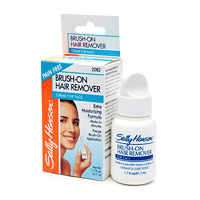 Reader Review of the Day: Sally Hansen Brush-On Hair Remover Creme