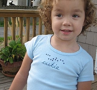 Lil Find:  Bitty Braille