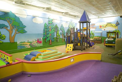 Would You Pay For Access to an Exclusive Indoor Playground?