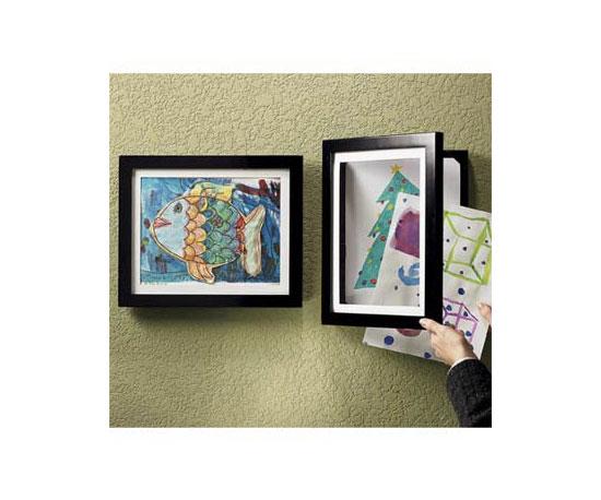 Frame (and Reframe) Your Lil Artist's Artwork