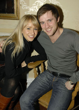 Roundup Of The Latest Entertainment News Stories — Jonas Armstrong and Sammy Winward Have Broken Up