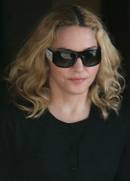 "Roundup Of The Latest Entertainment News Stories — Mercy's Father Says Madonna Lacks ""Good Morals"""