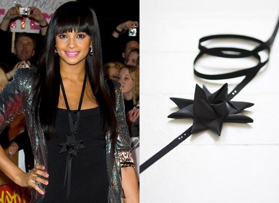 Found: Alesha Dixon's Necktie