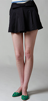 Beau Black Short by Nuj Novakhett - FREE UPS 2nd Day Air - buydefinition.com