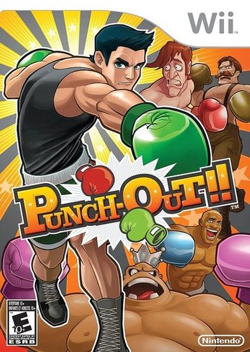 Punch Out for the Wii