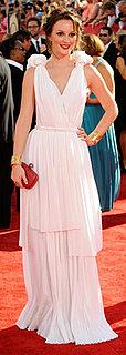 Emmys Style: Leighton Meester