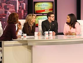 JT On Oprah: What do You Think of JT in glasses, HOT or NOT?