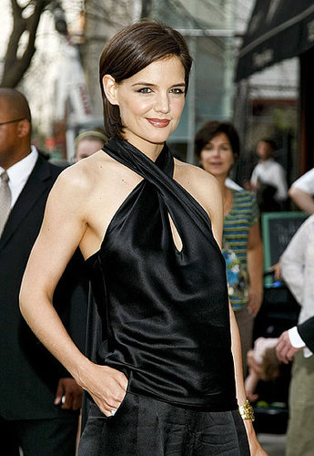 Katie Holmes Turns Fashion Designer for Fall 2009?