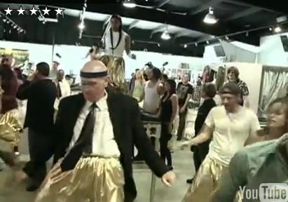 Hammer Pants Dance Flash Mob