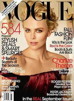 Vogue Nails the September Cover!