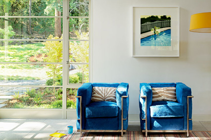 Love It or Hate It? Terrycloth Le Corbusier Chairs