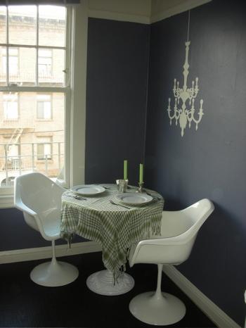 Casa Quickie: A Tablecloth Alternative