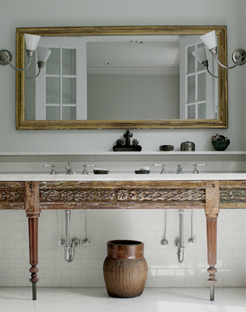 Do You Have Cabinets Under Your Bathroom Sink?