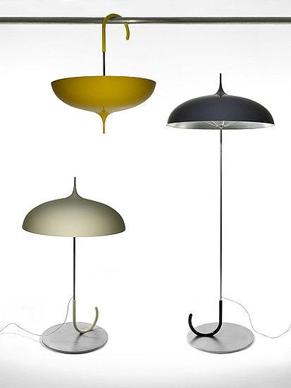 Trend Alert: Umbrella Lamps