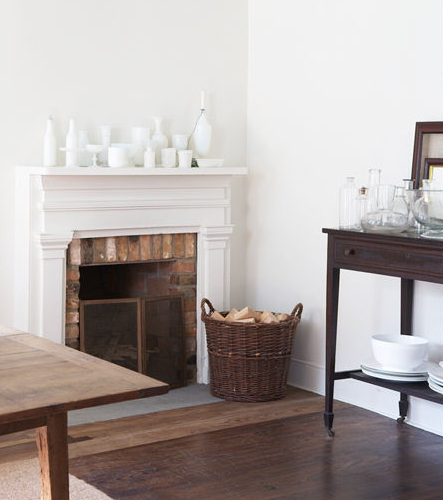 Casa Quickie: Spring-ify Your Firewood