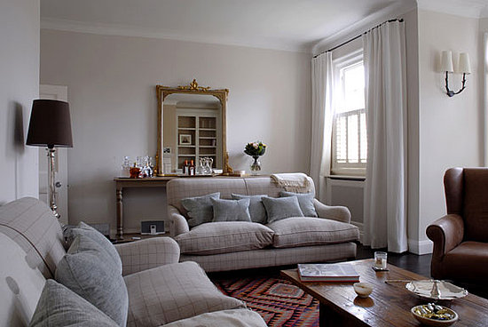Get the Look: Casual, Glamorous Living Room
