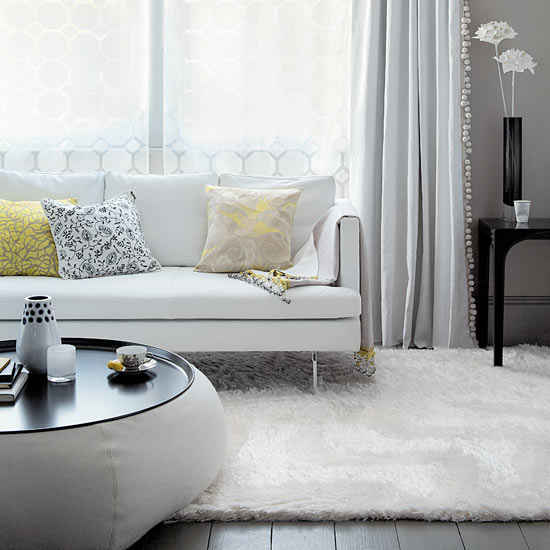 Get the Look: Call Me Mellow Yellow and Gray