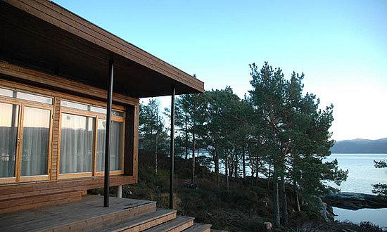 Coveted Crib:  Modern Summer Home