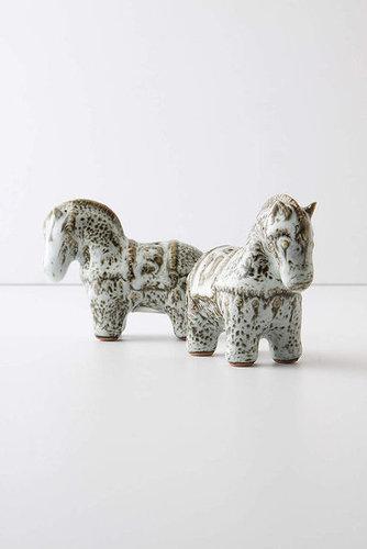 Miniature Horse Shakers-Anthropologie.com